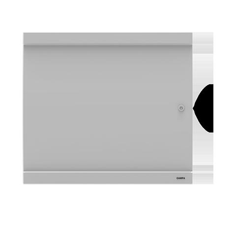 radiateur rayonnant jobel 3 0 campa. Black Bedroom Furniture Sets. Home Design Ideas
