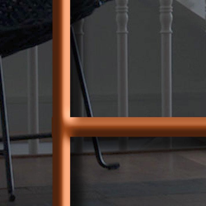 """MatièreVerre Reflet """"miroir"""" - Barres cuivrées"""" du modèle CAMPASTYLE HOLIDAY 3.0"""
