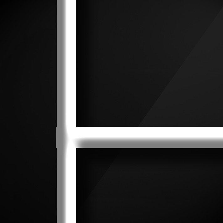 Matière Verre Noir Astrakan - Barres blanches du modèle CAMPASTYLE HOLIDAY 3.0