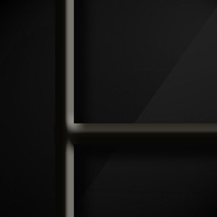 Coloris Verre Noir Astrakan - Barres noires produit CAMPASTYLE HOLIDAY 3.0