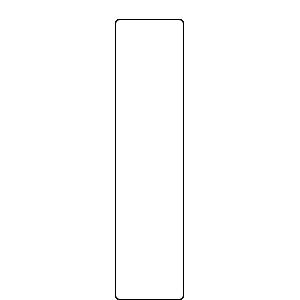 Pictogramme Etroit Vertical du modèle CAMPAVER SELECT 3.0
