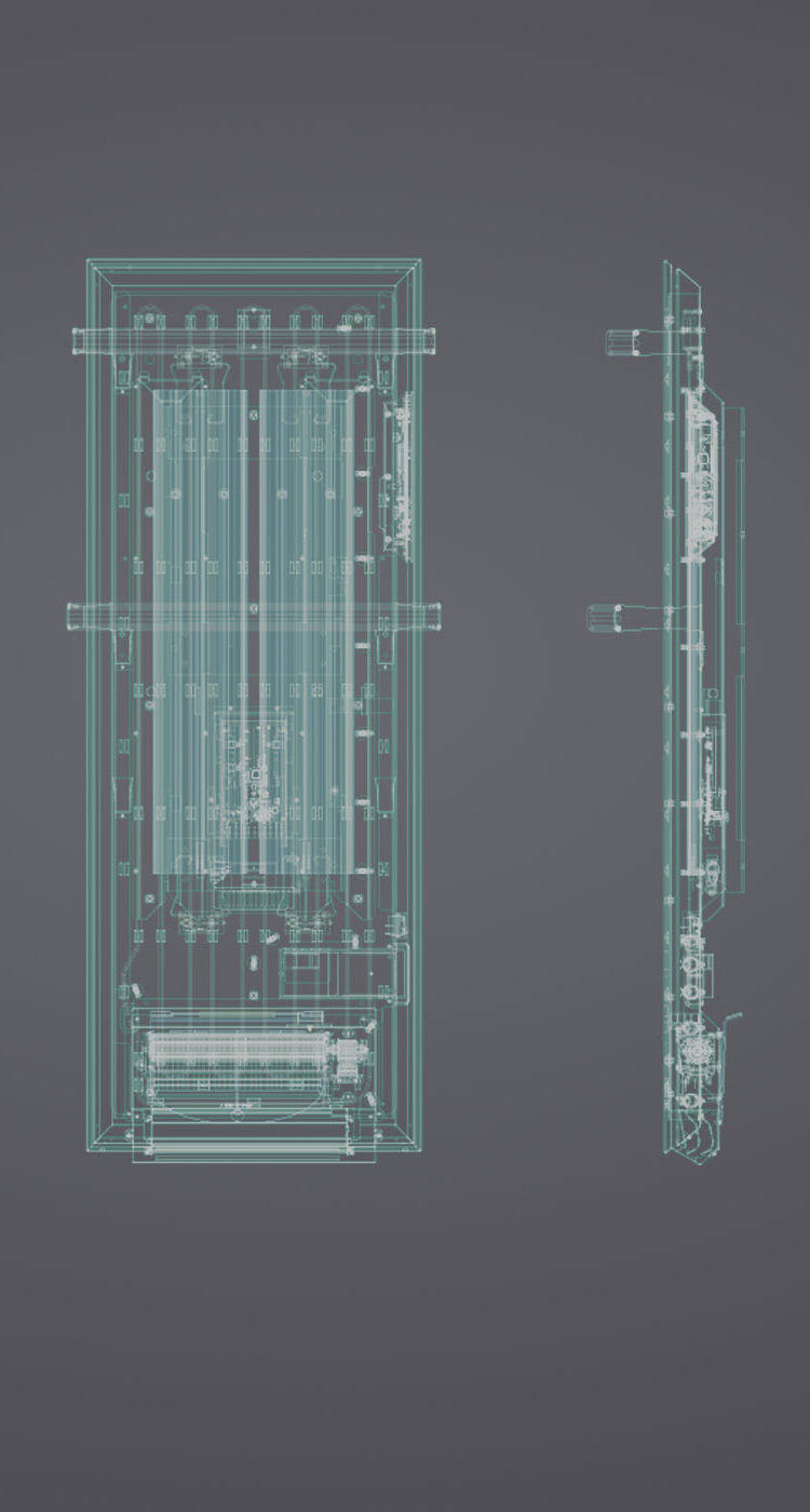 Image partie innovation du produit CAMPASTYLE BAINS 3.0