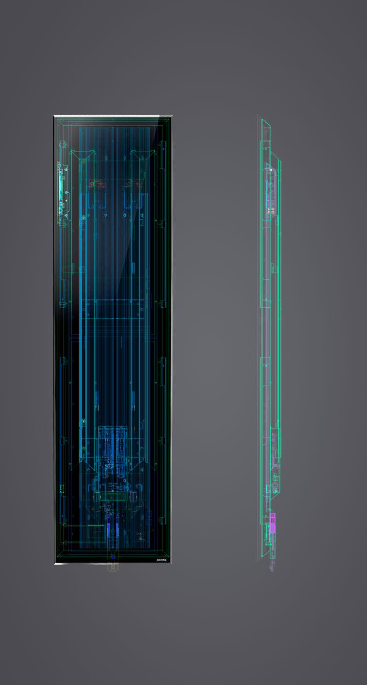 Image partie innovation du produit CAMPASTYLE GLACE 3.0