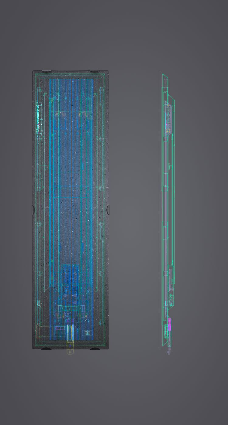 Image partie innovation du produit CAMPASTYLE LAVE 3.0