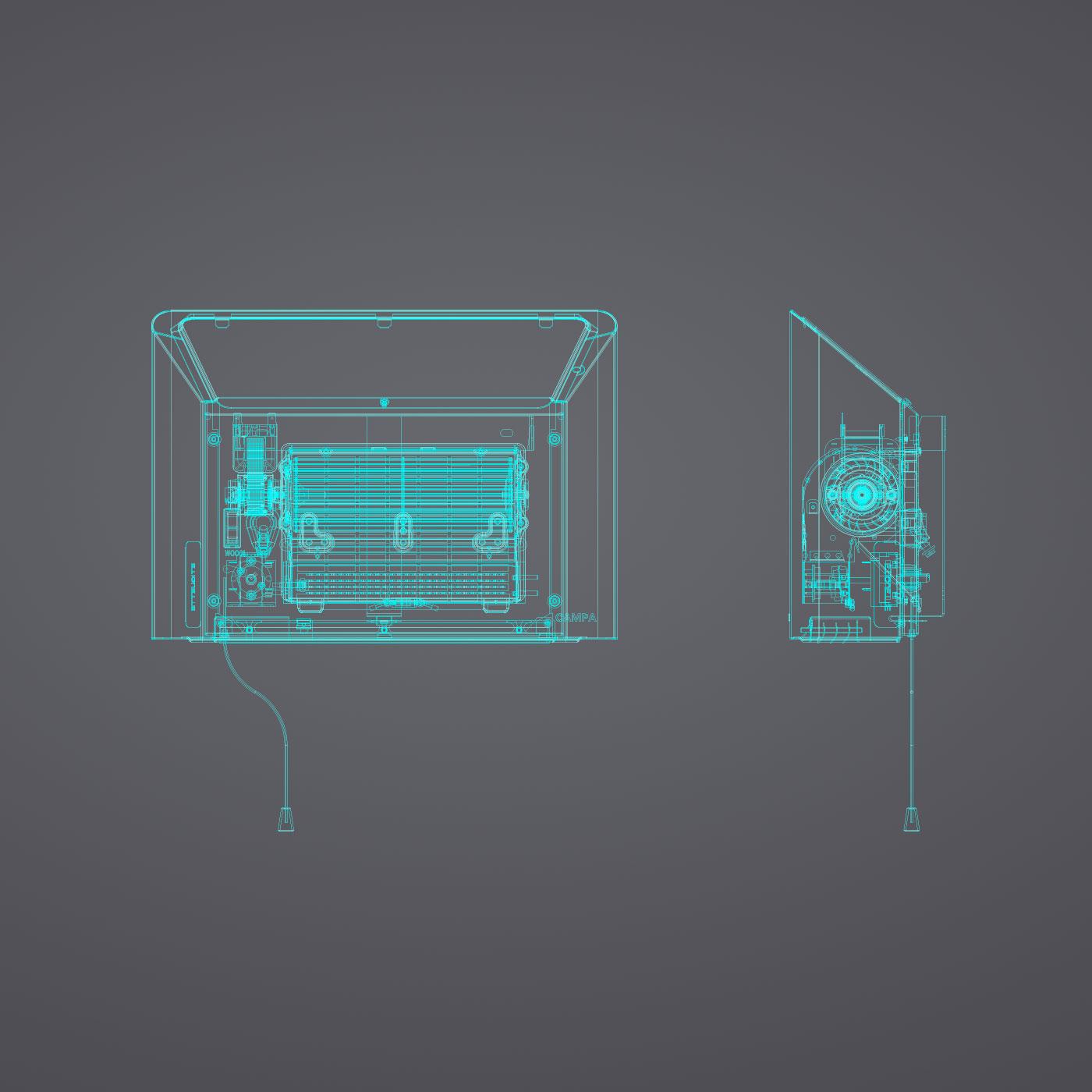 Image partie innovation du produit ISEO SOUFFLANT MINUTERIE ou INTERRUPTEUR