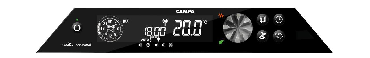 Image du boitier de commande du produitCAMPASTYLE ELITE 3.0